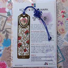 Metal Bookmark Arabesque Pattern Freeshipping