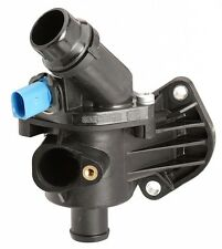 Engine Coolant Thermostat/Water Outlet Assembly-Integrated Housing Thermostat