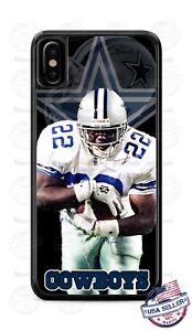 Emmitt Smith Dallas Cowboys Vintage Phone Case Cover Fits iPhone Samsung Lg etc