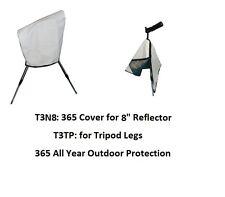 "Telescope cover set 365 All year Protection 8"" Reflector Newtonian & Tripod Leg"