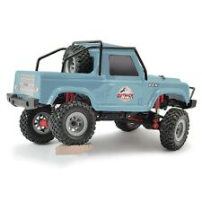 FTX Ftx5507lb Outback Mini 2 4wd Scaler 1 24 RTR With Lights Blue Light Modeling