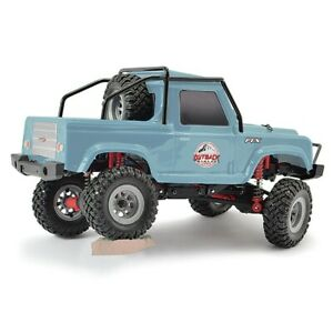 FTX Outback Mini 2.0 Ranger 1:24 Ready-To-Run Light Blue FTX5507LB