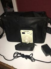 Medela Advanced 8P91 Portable Double Breast Pump Older Model Bag & Charger Clean