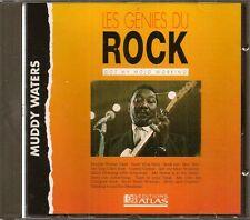 MUSIQUE CD LES GENIES DU ROCK EDITIONS ATLAS - MUDDY WATERS N°10