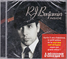 CD 15 TITRES RJ BENJAMIN INSIDE DE 2013 NEUF SCELLE WITH FRENCH STICKER