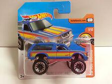 "Coche Mattel Hot Wheels DTX76 ""HW HOT TRUCKS"" - Chevy Blazer 4x4 1/64"