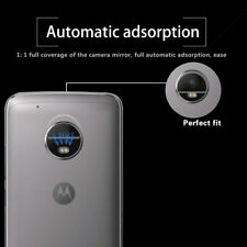 Premium Tempered Glass Back Camera lens Screen Film For Motorola E4 Plus/Moto G4