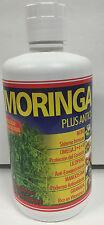 JUGO de MORINGA ANTIOX PLUS  JUICE 100% NATURAL 32FL.OZ  SIN AZUCAR BAJA CALORIA