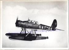 WWII German Navy Kriegsmarine Arado AR 196 Reconnaissance Airplane Flight Photo