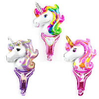 10pcs Handheld Stick   Foil Balloons Kids Toys Xmas Birthday Party GiftsTB