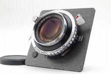 【Rare!】 Schneider-Kreuznach Xenar 100mm f/3.5 Lens w/COMPUR Shutter JAPAN R3266