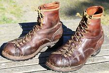 VINTAGE 50s-60s DANNER WORK HIKING MONKEY BOOTS 11 D
