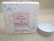UN AMOUR BY JEAN PATOU 0.31 oz / 9.5 gr SOLID PERFUME