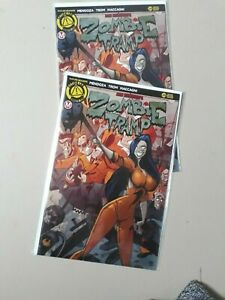 ZOMBIE TRAMP x2 #28 LIMITED EDITION VARIANT, Vol. 3, 2016