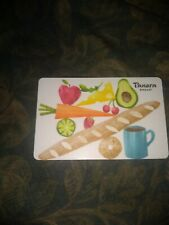 Panera * Used Collectible Gift Card NO VALUE * FD67771