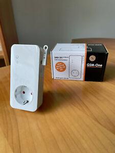 GSM Fernschalter und Temperaturwächter DRH-301-V4 LTE von GSM-One, gebraucht