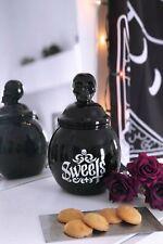 Killstar Gothic Goth Okkult Keramikdose Keksdose - Sweets Schädel