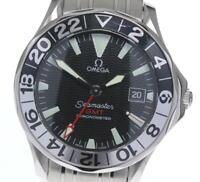 OMEGA Seamaster300 GMT 2534.50 50th anniversary model Automatic Men's _595323