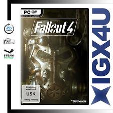 Fallout 4 PC Standard Version - Steam Download Code / Key EU/DE