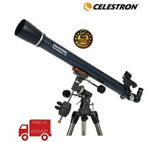 Celestron AstroMaster 70 EQ Refractor Telescope 21062 (UK Stock)