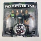 WWE WWF Wrestling Jakks Adrenaline Series 24 SHAWN MICHAELS & TRIPLE H (MOC)