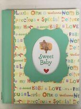 Baby's First Five Years - Keepsake Memory Book (Yellow)