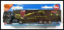 Siku 1627 Truck and Trailer camion cabine Diecast Car New  scale 1/87
