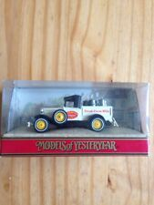 MATCHBOX MODELS OF YESTERYEAR Y35 1930 MODEL A FORD MILK TRUCK WITH CHURNS