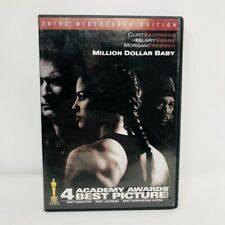 Million Dollar Baby Dvd Free Shipping