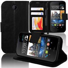 Accessoire Housse Etui Coque Portefeuille Support Video Pour HTC Desire 310