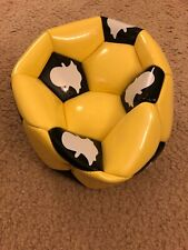 New Snapchat Themed Soccer Ball