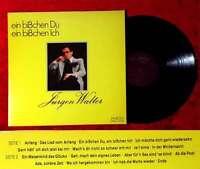 LP Jürgen Walter: Ein bißchen Du - ein bißchen Ich (Amiga 855 648) DDR 1979
