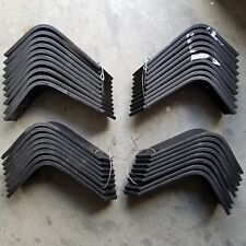 Replacement Tines for Bush Hog Rth-Rtx Tillers 18 each 130079L, Rh & 130080L, Lh
