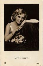 CPA MARTHA EGGERTH . Film Star Cinema (466438)