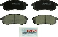 Fits BMW F01 7-Series Front Disc Brake Pads BOSCH QuietCast 34116793021 BP1409