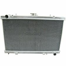 Aluminum Radiator For 89-94 Nissan 240SX S13 Chassis SR20DET Engine Swap