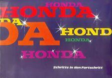 Honda Prospekt 1977 1978 Civic 1200 Accord sales brochure Auto PKWs Japan Asien