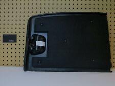 Used BMW E53 X5 & X3 LEFT Black Rear Trunk Cargo Storage Lid OEM good used part
