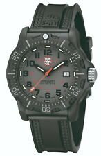 vvLuminox Black Ops Men's Swiss Quratz Rotating Bezel Charcoal Grey 44mm 8802Lum