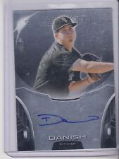 2013 Bowman Sterling Tyler Danish Rookie Autograph Chicago White Sox