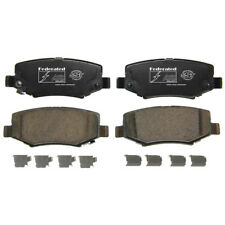 Disc Brake Pad Set Rear Federated D1274C