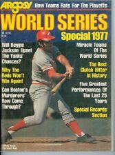 1972 Argosy World Series  Johnny Bench Reds