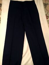 New Trousers US Air Force Undress Pants Mens Polyester USAF Blue 38r