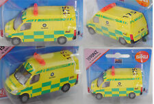 Siku Super 1590 Mercedes-Benz Sprinter St John Ambulance Special Model New Zealand