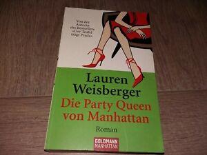 DIE PARTY QUEEN VON MANHATTAN / LAUREN WEISBERGER