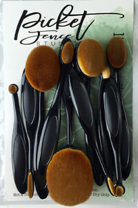 New Picket Fence Studios Life Changing Blending Brushes 10 Brushes Full Set