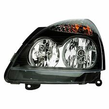 Lumineuse, Fits RENAULT CLIO 2 01 - > 04 Right (Black) | Hella 1 Lb 008 461-561
