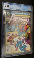 Avengers #220 - CGC 9.8 back fresh from cgc