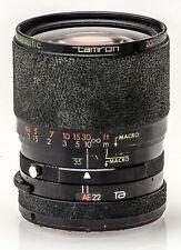 Tamron F 35-80mm Zoom Macro 35-80 mm Adaptall BBAR MC Multicoated 2.8-3.5