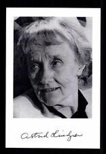 Astrid Lindgren ++Autogramm++ ++Pipi Langstrumpf++CH 173